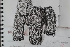 Le gorille, création de l'association Les idées détournées