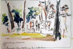 Urban sketchers Lisboa