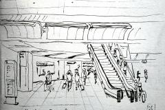 L'aéroport de Hambourg