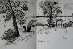 Chatellerault le pont-rail