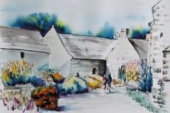 Ploëmel. La chapelle Saint Cado