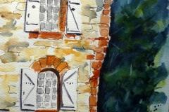 Morgat 63° sketchcrawl 01 - villa kermaria