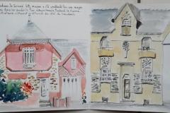 Rencontres Usk quelques maisons de Lorient