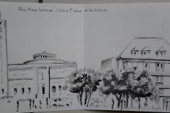 Rencontres Usk lorient l'église Saint Louis et les galeries Lafayette