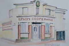 Lorient. L'Union Cooperative Lorientaise. Rue madame de Sevigné
