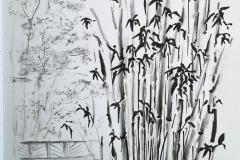 Lorient les bambous du parc Chevassu