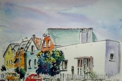 Lorient la rue de varsovie