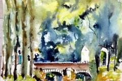 Pont Scorff le pont romain