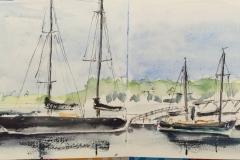 La cité de la voile Éric Tabarly à Lorient