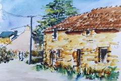 Saint Deron, à Ploemeur