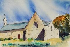 Chapelle Saint Sauveur à Plouay