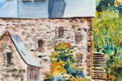 Le moulin de Coat Crenn à Plouay