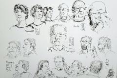 Portraits 3 mn au Savanah Café à Ploemeur