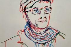 Séance portrait Savanah Café, au Couregant. Henrÿ Avecletréma