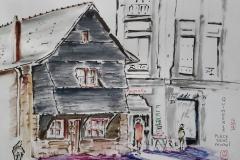 Place Saint Mimi à Quimperlé