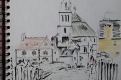 Place Lovignon à Quimperlé