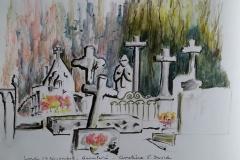 Cimetière St David à Quimperlé