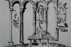 L'abbaye Sainte Croix à Quimperlé