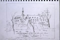 Quimperlé l'abbaye blanche
