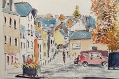 Rue Mellac à Quimperlé