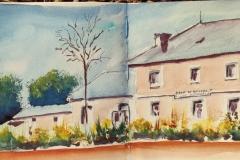 La gare de Quimperlé